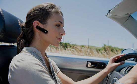 开车通话用蓝牙耳机