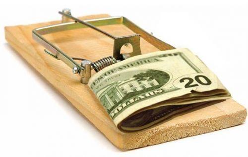 非法金融传销陷阱