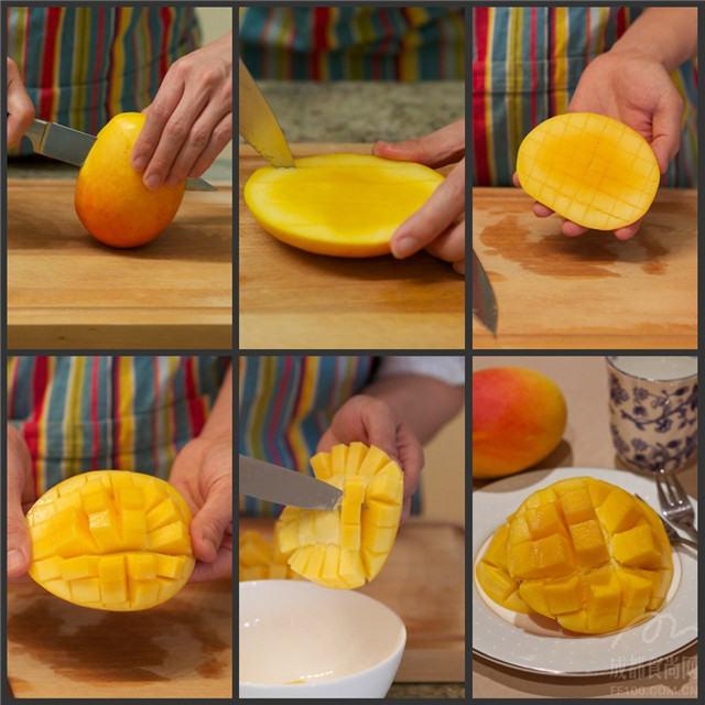 芒果的食用方法