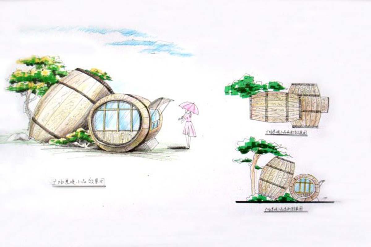 手绘景观小品-文章详情-深圳市维邦设计有限公司