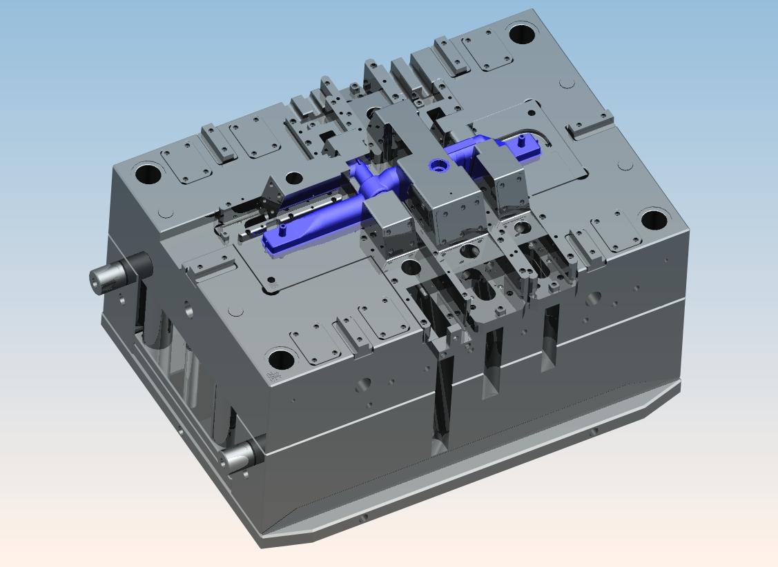 模具设计制作的要求是:尺寸精确,表面光洁;结构合理,生产效率高,易于