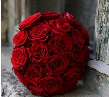 玫瑰花包装方法图解