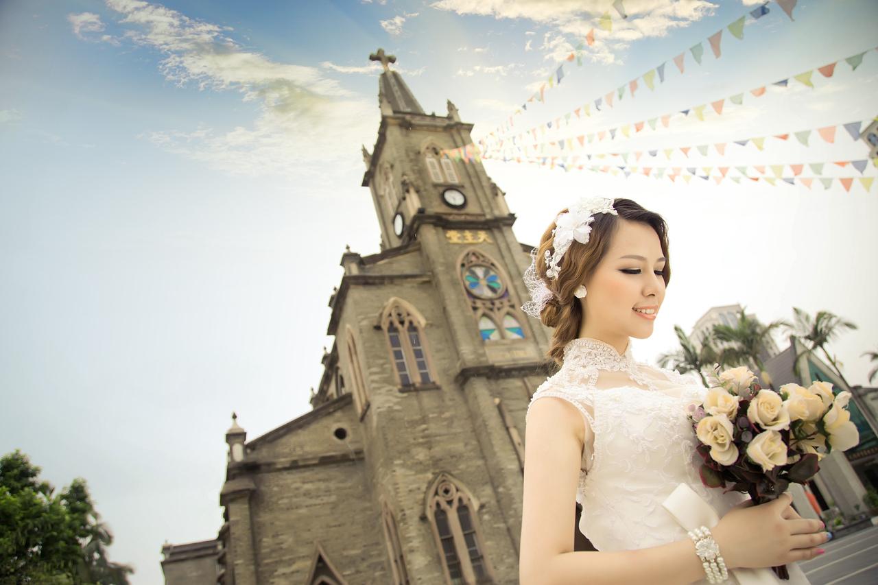 作品展示-婚纱摄影模板