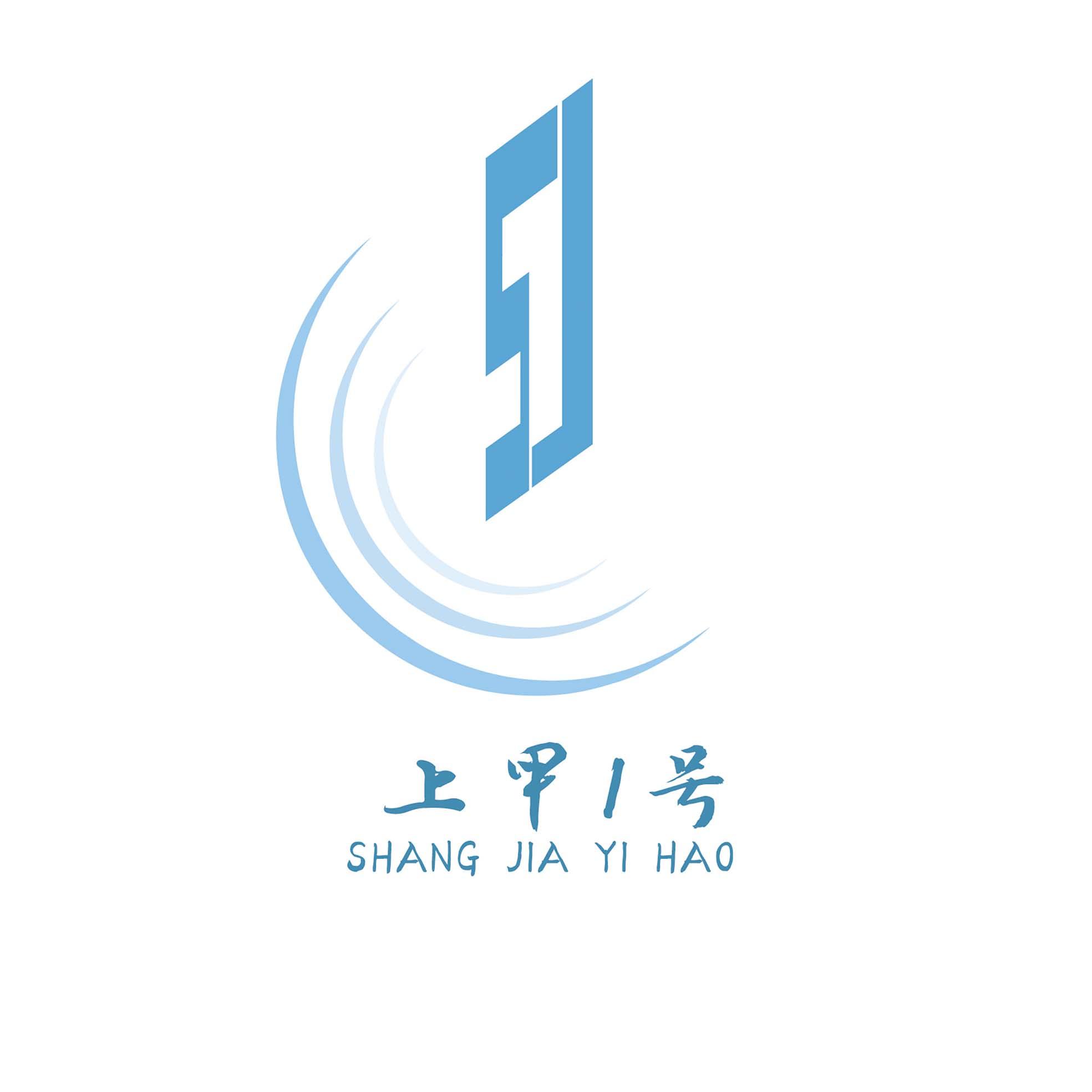 """""""上甲1号""""logo设计"""