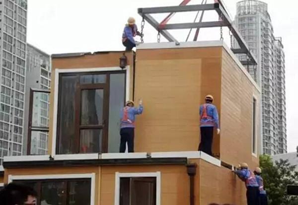 钢结构住宅在全球范围内都受到了追捧